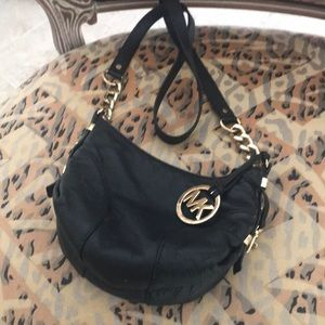 Michael kors black crossover fabulous